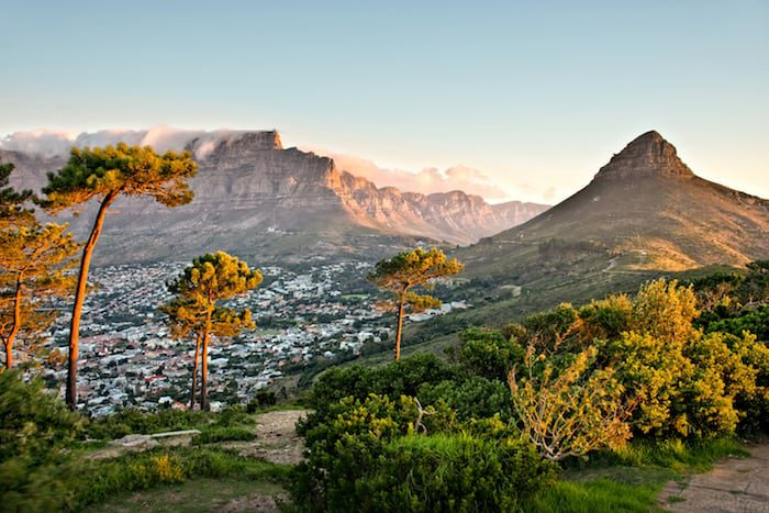 South Africa and how to invest in frontier markets