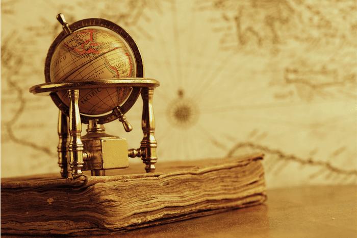 Nehemiah and the world's first passport
