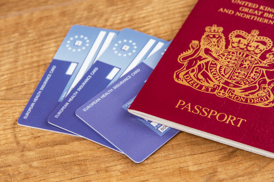 UK Passport and EU Travel Post Brexit