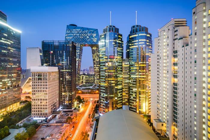China among strongest free market economies