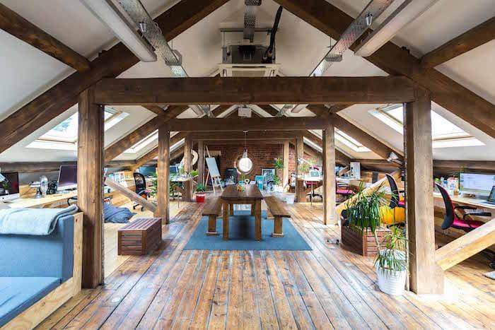 Duke Studios best co-working spaces in Europe