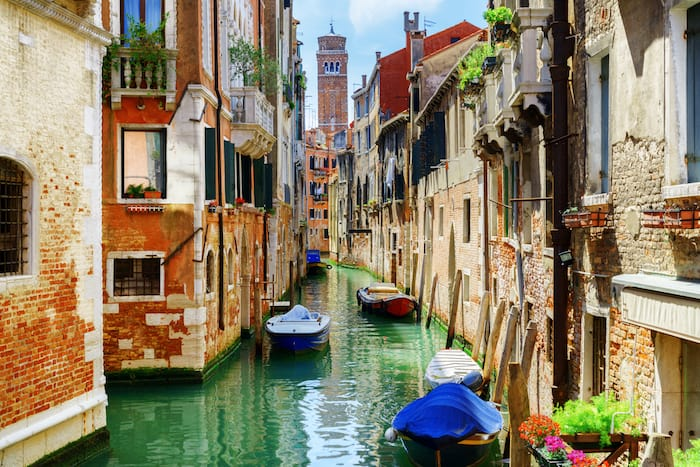 Economic collapse: The rise and fall of Venice