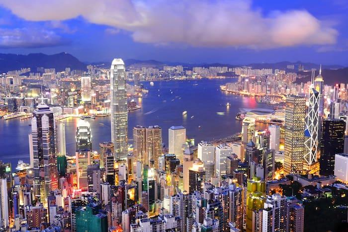 Hong Kong among strongest free market economies