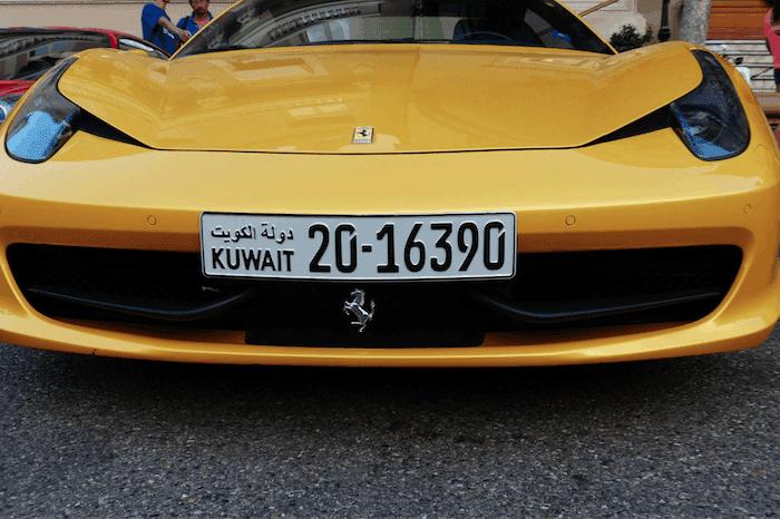 Kuwait richest countries in the world