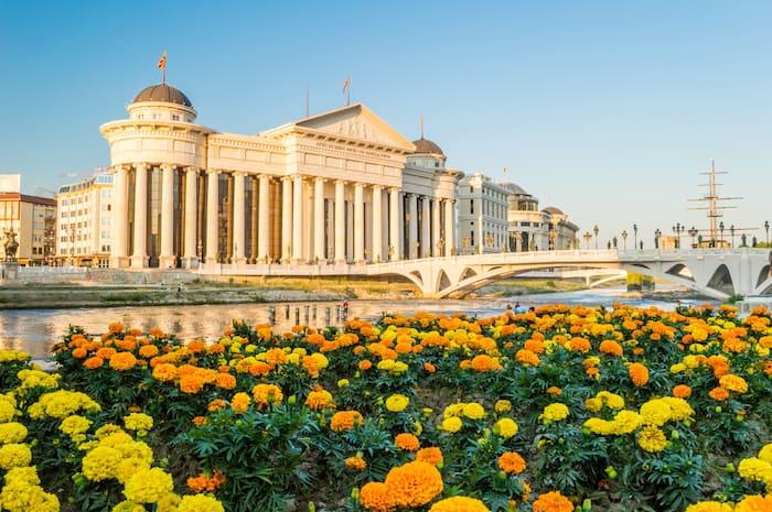 Macedonia among strongest free market economies