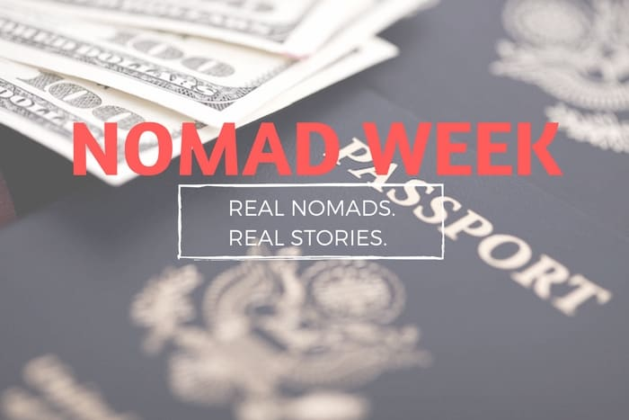 Robert Erich: Do what you love from day one #NomadWeek