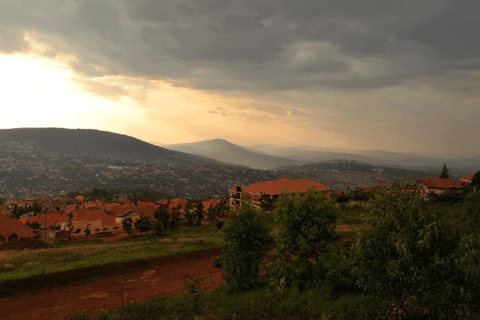 Rwanda strongest free market economies