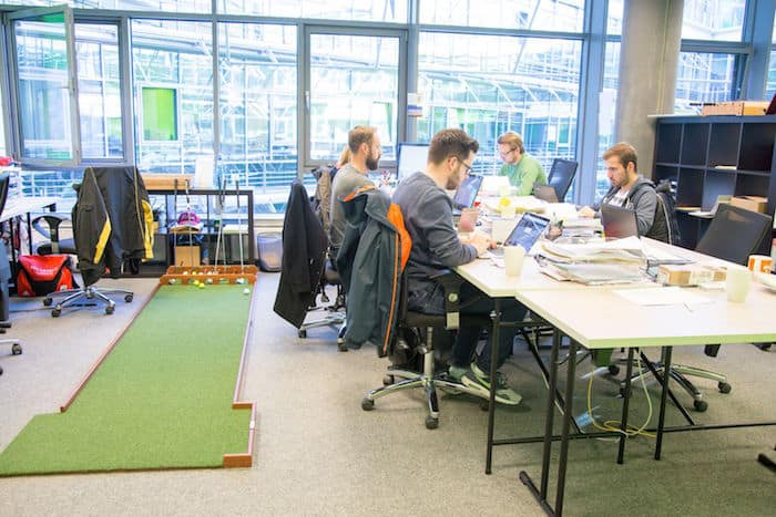 Startplatz best co-working spaces in Europe