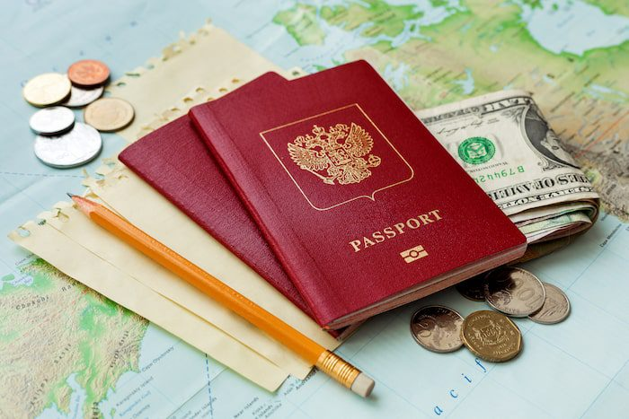 How to calculate the ROI on a second passport