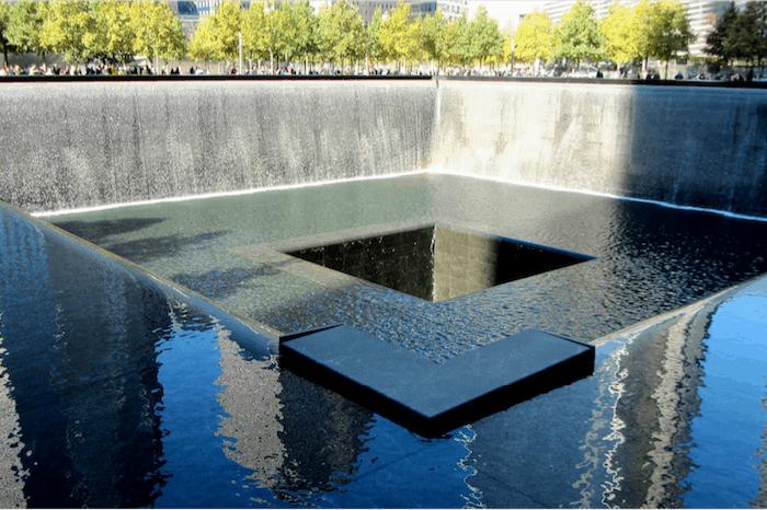 WTC memorial post 9/11