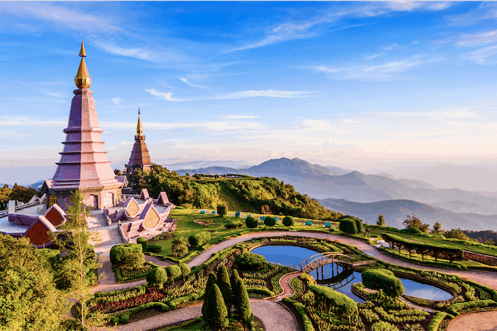 Chiang Mai Thailand and early retirement
