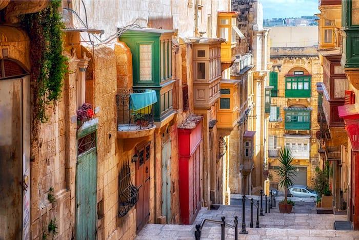 Valletta, Malta - Nemea Bank easy online offshore bank