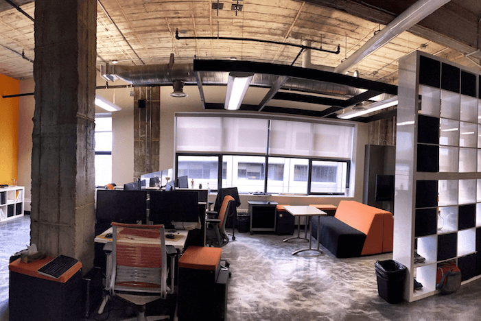 Calgary co-working space