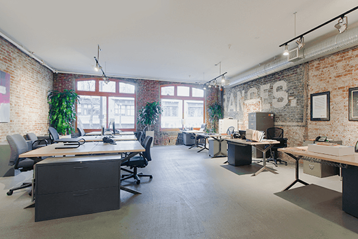 Co-working spaces in Canada