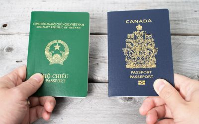 "Why having a ""bad passport"" is actually good"