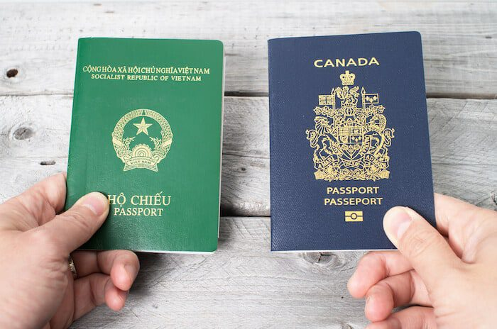 Why having a bad passport is actually good