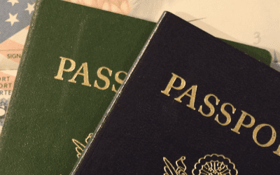 The Big Payoff – Receiving my Economic Passport