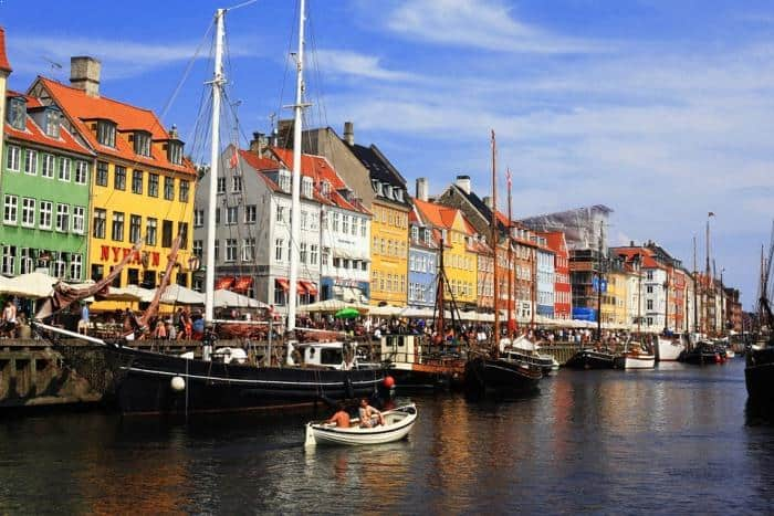 best countries for rule of law Denmark