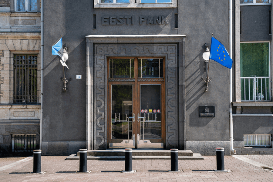 Banks in Estonia
