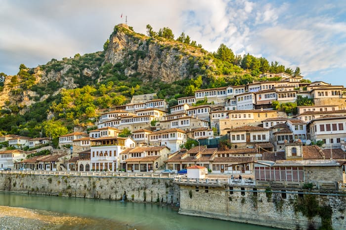 second residencies cheap real estate Albania