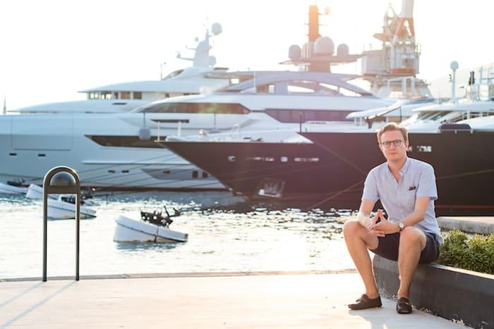 Yacht Registration Porto Montenegro Andrew Hednerson