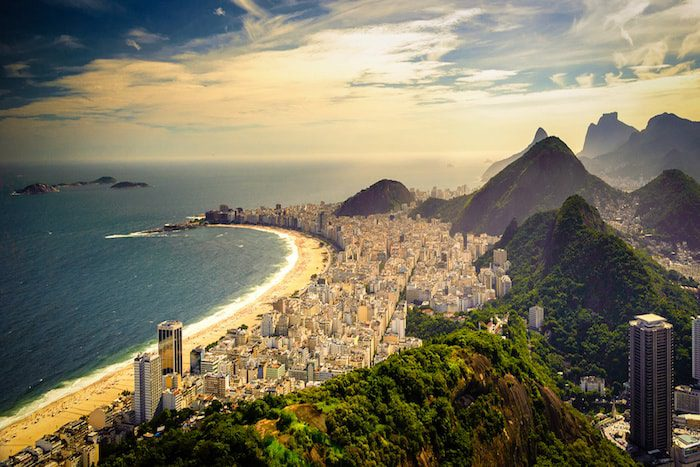 second residencies real estate Brazil
