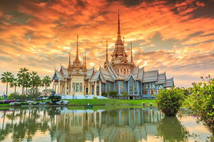 Thailand residence permit