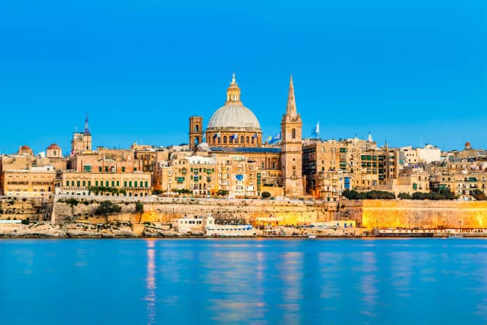 Low-tax living in Malta