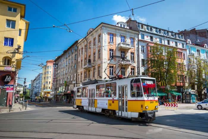 Low-tax living in Bulgaria