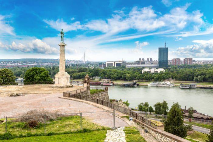 living in Belgrade/ weather