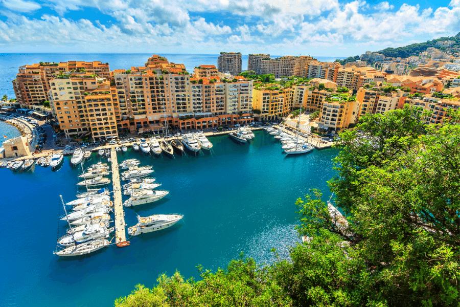 Monte Carlo Monaco Tax laws lifestyle design