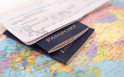 Schengen Area and Visa Free Travel for Nomads:  How Does it Work?