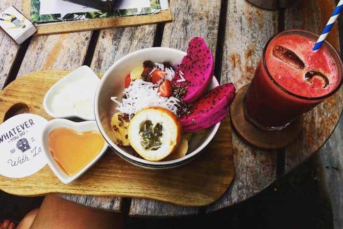 Nomad Guide to Living in Bali Indonesia Food