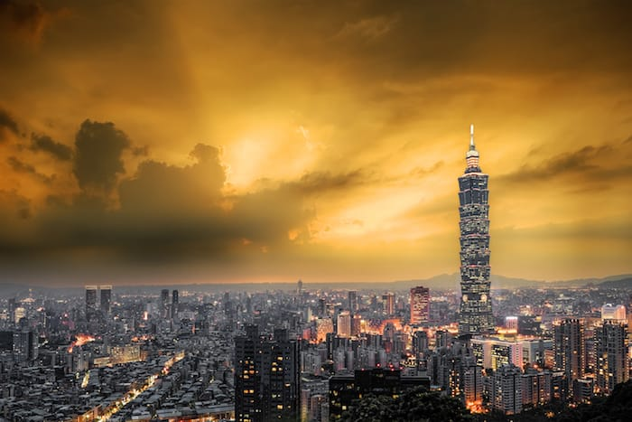Safest cities in the world for nomads and expats Taipei