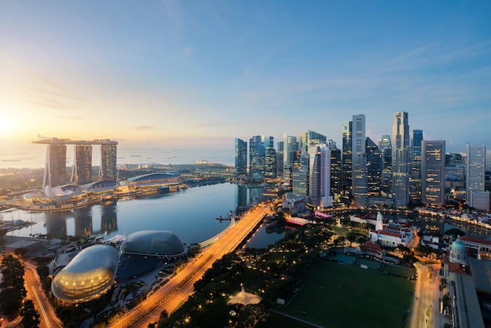 Safest cities in the world for expats and nomads Singapore