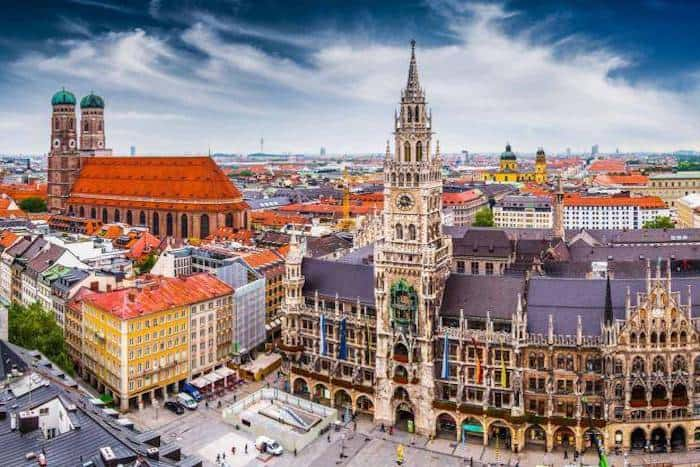 Safest cities in the world for expats and Nomads Munich