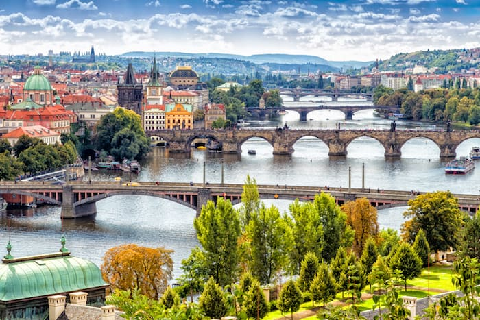 Safest cities for expats and nomads in the world Prague