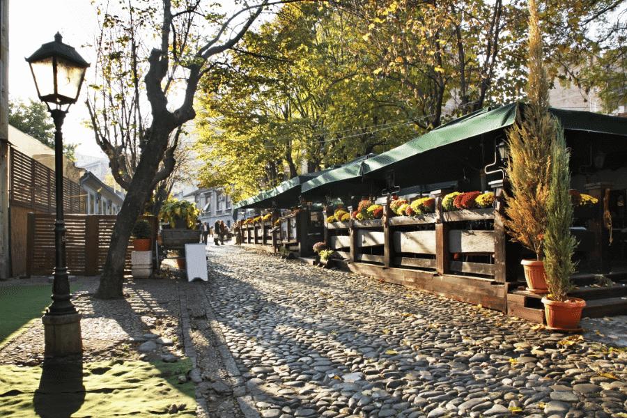 Belgrade Serbia European residence permit