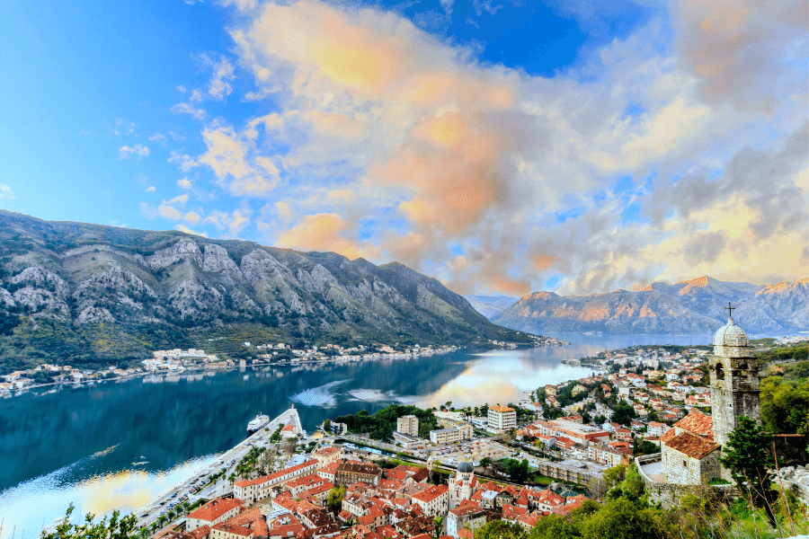 Kotor Montenegro European citizenship by investment