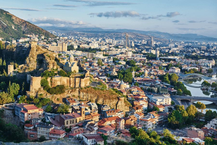 Tbilisi Georgia European residence permit