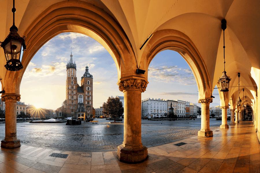 Krakow Poland Best Cities in Europe