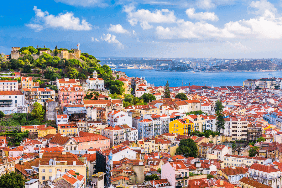 Lisbon Portugal Best Cities in Europe for Luxury Living