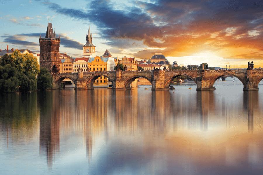 Prague Czech Republic Best Cities in Europe