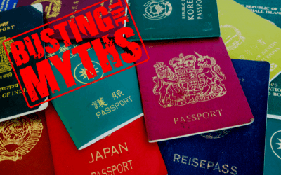 Second Passport Myths, Scams and Black Market