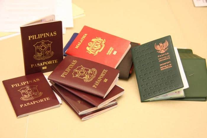 second passport myths and scams