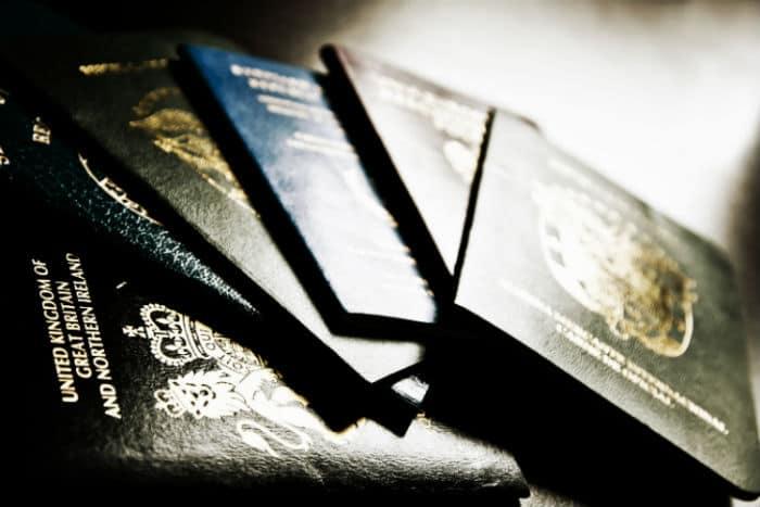 Second Passport Portfolio