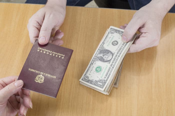 Fake Passports and Second Passport Scams