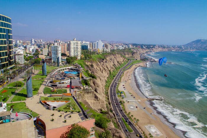 Lima Peru best cities south america