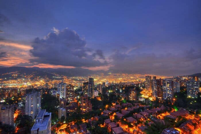 Medellin Colombia Cheapest Cities in South America