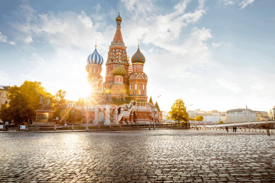 Passport Portfolio Russia Travel Geopolitical Balance